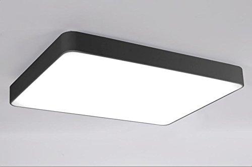 Plafoniere Led A Soffitto Moderno : Zq moderno semplice moda acrilico lampada bambini led soffitto
