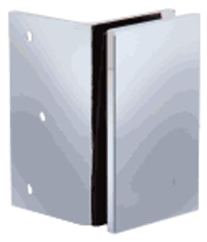 C.R. LAURENCE GE90SCH CRL Polished Chrome Geneva Series Wall Mount -
