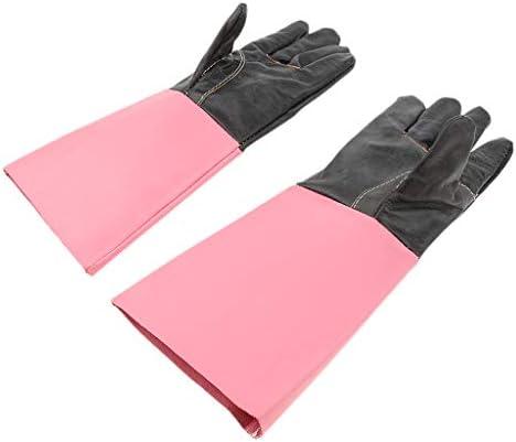 D DOLITY 作業用 手袋 溶接保護手袋 五本指 機器操作用 建設用 造園用 高品質