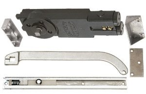 Jackson ANSI Grade 1 Heavy Duty Spring 105 Deg. Hold-Open Overhead Concealed Closer w/