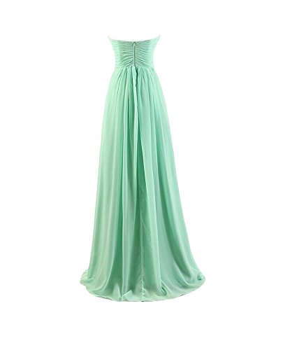 Prom Sweetheart Chiffon AK Dress Women's Purple Evening Long Beauty xSgOFwOY