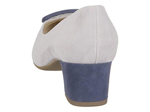 Peter Kaiser 51143-774 - Zapatos de Vestir de Piel Para Mujer Gris Gris 40 EU