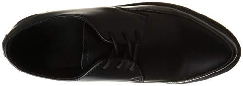 Chaussures Noir martens Dr Cuir Willis Unisex Smooth 677qUw