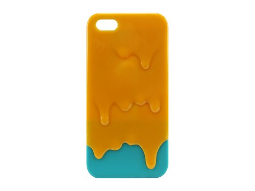 Cellet 3D Melting Ice Cream Case for iPhone 5 (Dripping Ice Cream Iphone 5s Case compare prices)