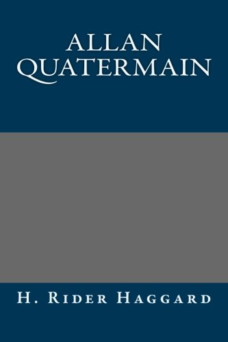 Read Online Allan Quatermain pdf