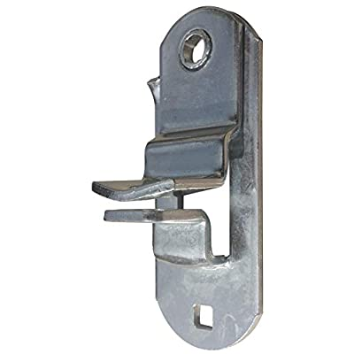 JQuad Trailer Door & Ramp Locking Hasp -4
