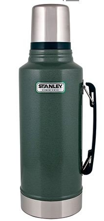 Stanley Classic the Legend Extra Large Vacuum Bottle 2 Qt Stainless Steel (Bottle Classic Vacuum Stanley)