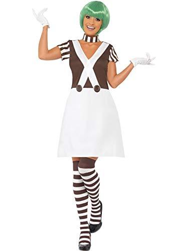Smiffy's Women's Candy Creator Female Costume Dress Collar