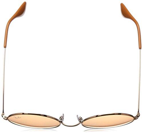 Mujer Marrón Ray Copper De Sol orange Gafas Para shiny Classic 0rb3592 ban wwqTSf