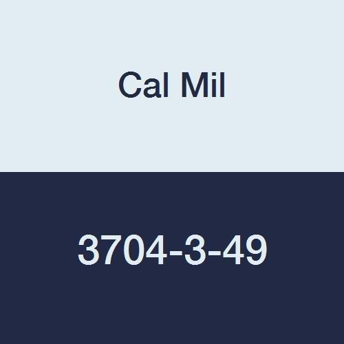"CAL-MIL 3704-3-49 Mid-Century Merchandiser, 26"" Height, 1..."