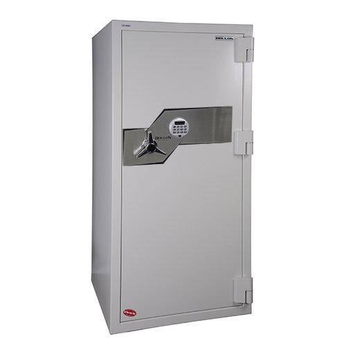 (Hollon FB-1505E Oyster Series  2 Hr Fireproof Security Safe Size: 14.51 Cu. Ft, Lock Type:  Electronic Lock)