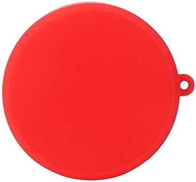 Color : Red Silicone Protective Lens Cover for DJI New Action Durable