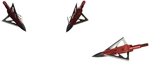 New Archery Products Nap Deep 6 Thunderhead Razor 100Gr Broadhead