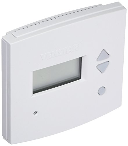 - 1-Day Programmable Digital Thermostat