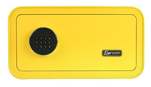 Cannon Safe E916-CSPA-17 The The Edge Personal Safe by Cannon, Yellow