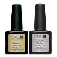 CND Shellac Top and Base 'Set of 2' Good Deal