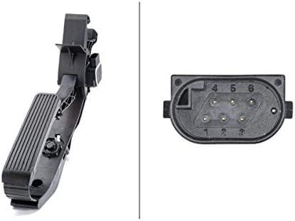 Hella 6pv 010 946 481 Sensor Fahrpedalstellung Für Linkslenker Nicht Für Schaltgetriebe 4 Gang Auto