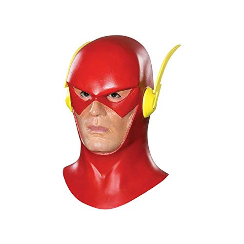 - The Flash Mask with Cowl Costume Accessory
