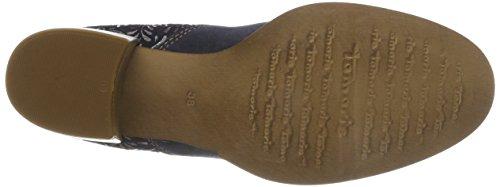 Tamaris Damen 25303 Chelsea Boots Blau