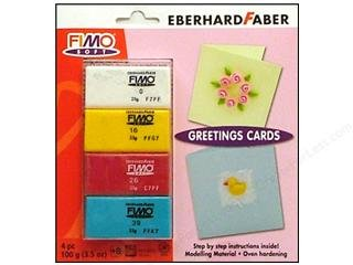 Eberhard Faber Fimo Greeting Cards Kit
