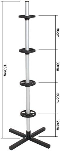 Felgenständer Aluminium XL für 4 Reifen bis 295mm