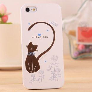 1155414e4a Amazon | 【iPhone5】かわいいiPhone5ケース・かわいいネコのフルカバー ...