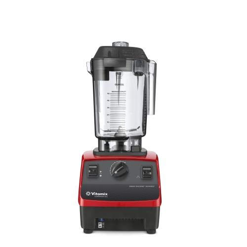Vitamix 62825 Drink Machine Advance 48-Ounce Blender with Red Base (Replaces Models 5085, 5028, 5029) (Advance Machine Vitamix Drink)
