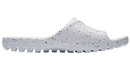 Blanc Slide 100 Nike Fly Black Chaussures Jordan Team Super white qAYSqa