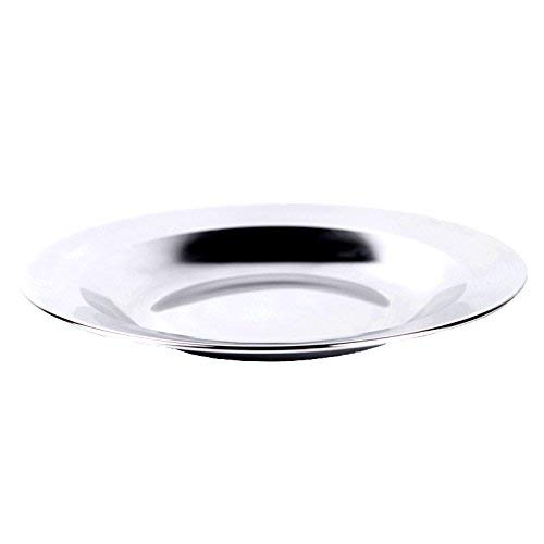 KingCamp Stainless Steel Outdoor Picnic Tray Dish Plate