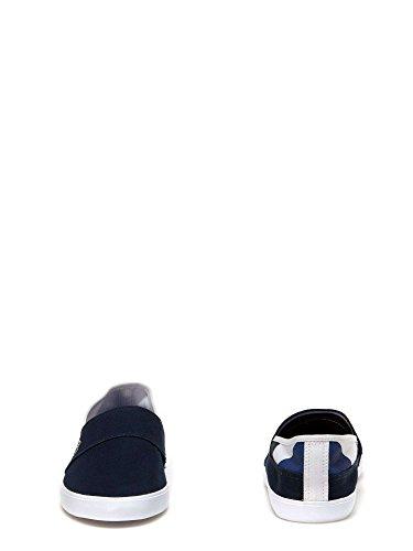 Lacoste , Herren Sneaker, blau - blau - Größe: 40