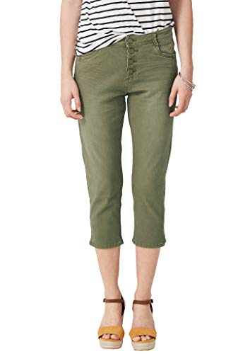 s.Oliver RED Label Damen Hose 3/4