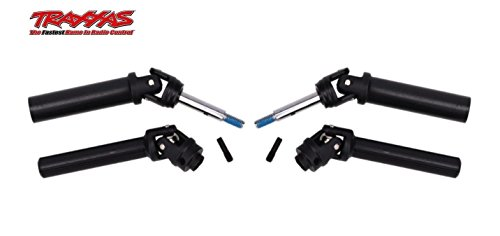 Traxxas 6852X 2 Pack Rear Driveshaft Assembly Left Right Ready to Install