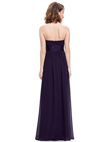Formales Hombro Vestidos Dama de Ever Vestidos Honor Maxi Fuera Vestidos 09955 Oscuro Pretty Vestidos los Morado de de de zS4A1ZS