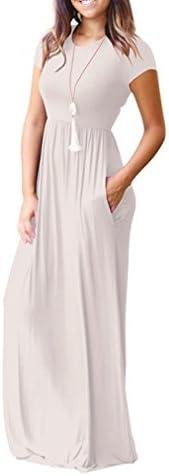 Clearance Womens Racerback Dresses Pockets