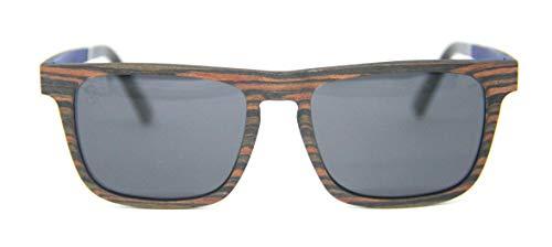 Óculos De Sol De Madeira Costello, MafiawooD
