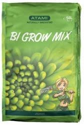 Sustrato Bi GrowMix 50L (orgánico–Atami