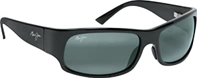Maui Jim Longboard 222 Sunglasses Color: Black / Grey Lens Size: Sunglasses