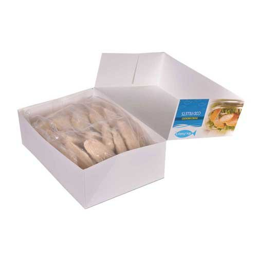 (King and Prince Mrs.Fridays Gourmet Cod - 2 to 3 Ounce, 5 Pound -- 4 per case.)