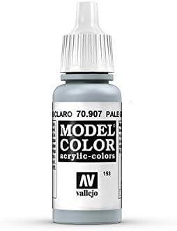 Vallejo Peinture Pour Modelisme Mat Bleu Gris Clair 153 17 Ml Amazon Fr Cuisine Maison