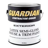 Cover Coat Contractor Grade Latex Semi-Gloss Exterior House & Trim