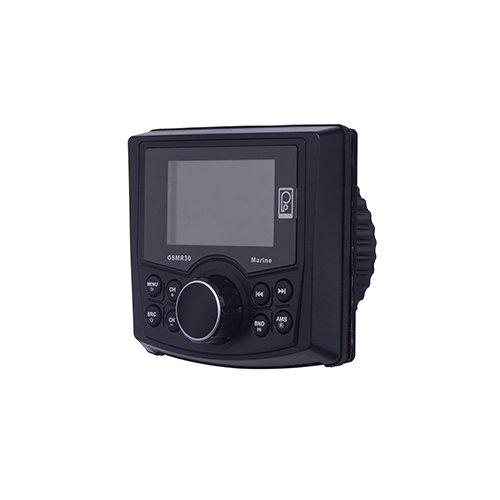 POLY PLANAR MP4/MP3/Photo Playback Gauge Series Marine Radio / GSMR30 /