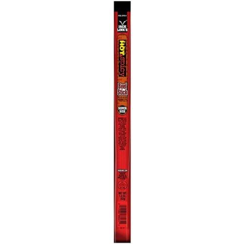 Hot Jerky Dog (Jack Links 88263 1.5 Oz Spicy Beef Stick)