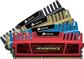 Corsair Vengeance 16GB (2 x 8 GB) DDR3 1600 MHz (PC3 12800) Desktop Memory (CMZ16GX3M2A1600C10) 31Ckg7HLNwL