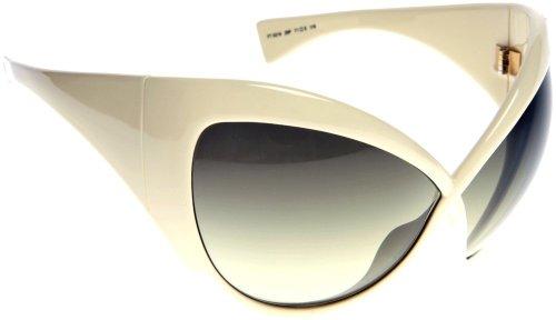 Tom Ford TF219 DAPHNE shiny ivory / gradient green 25P 71X05X115