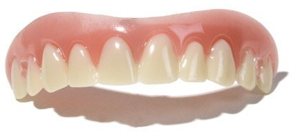 Instant Smile Upper Veneer - Cosmetic Teeth