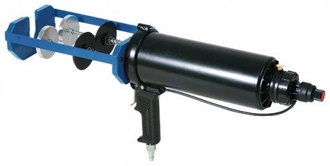 Cox A750HP/2 High Pressure Pneumatic Adhesive & Sealant Dispenser Gun, 750ml, 2:1 Mix Ratio