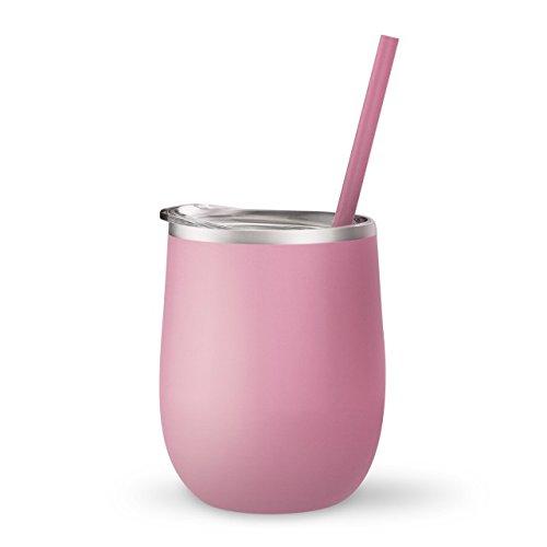Pink 12 Ounce Tumbler - 1