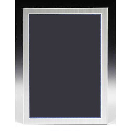 Beautiful Satin Silver Colour A4 Certificate Picture Photo Frame