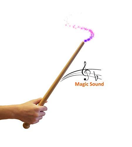 Aryellys Wizard Magic Wand Blinking led Light and