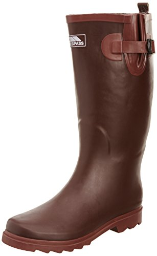 Damon Festival Rain Shiraz Waterproof Wellies Wellington Womens Boots Trespass Ladies dw4qdIg7